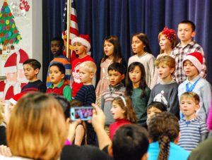 Dylan's 2nd Grade Christmas Concert